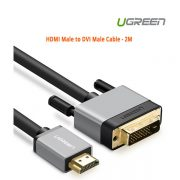 HDMI Male to DVI Male