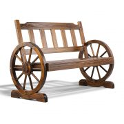 Wagon Wheel Chair